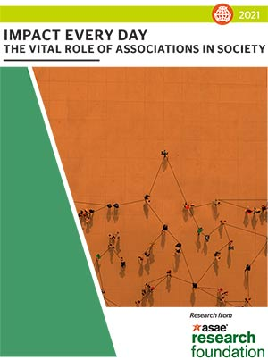 Impact Every Day: The Vital Role of Associations in Society (PDF)