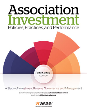 Association Investment Policies, Practices, and Performance - 2020-2021 Edition PDF