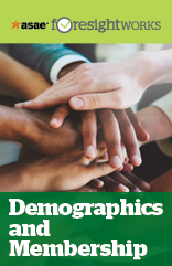 ASAE ForesightWorks Demographics and Membership Action Set (PDF)
