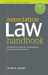 Association Law Handbook, 6th Ed.