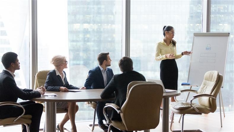 Women Executives Forum: Women and Executive Presence