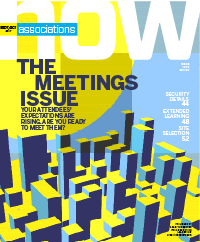 Associations Now September October 2017 Cover