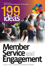 199 Ideas: Member Service and Engagement