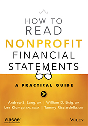 How to Read Nonprofit Financial Statements, Third Edition