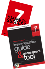 7 Measures of Success Power Package (Book and Implementation Guide)