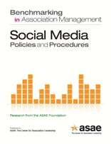 Benchmarking in Association Management: Social Media