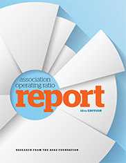 Association Operating Ratio Report, 15th Edition