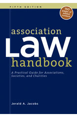 Association Law Handbook, 5th Ed.
