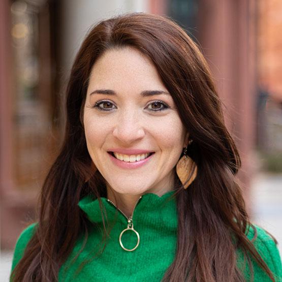 Jaclyn Vann, CAE photo